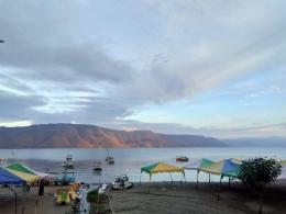 Lanskap Danau Toba. Foto: Dokumentasi Pribadi Lis Damayanti.