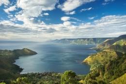 Danau Toba. | Foto Shutterstock/Andi Syahputra diambil dari kompas.com