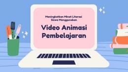 Ilustrasi Video Animasi Pembelajaran