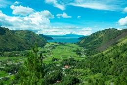 Lembah Bakkara yang mirip dengan Lembah Stryn di Norwegia. Sumber : Disini