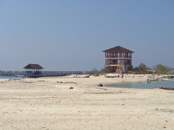 Pulau Kodingareng Keke (Dokumentasi Pribadi)
