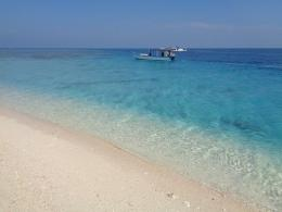 Pulau Kodingareng Kekek (Dokumentasi Pribadi)