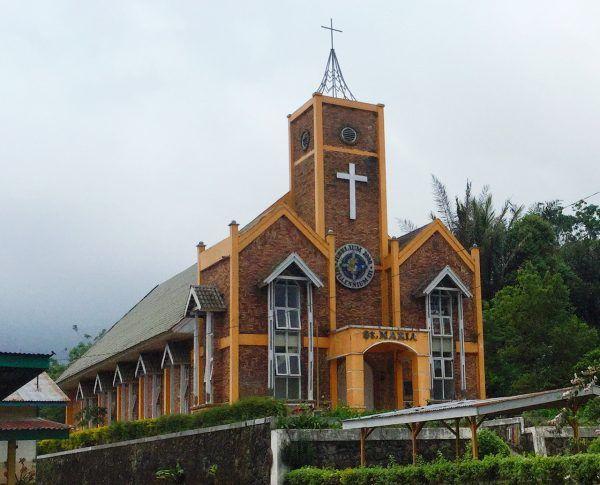 Gedung Gereja   Sumber : nesabamedia.com