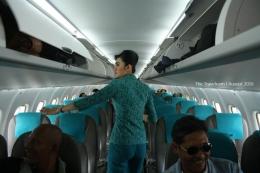 Pesawat menuju Bandara Silangit (gambar : thetravelearn.com)