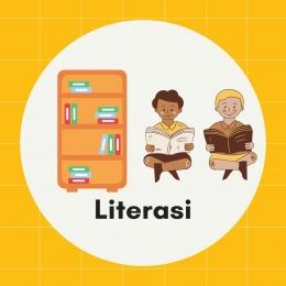 Ilustrasi Literasi