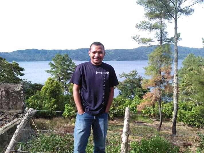 Foto Danau Toba (Doc. Risky O.Carm)