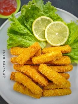 Nugget makanan cepat saji sehat tanpa MSG dan Bahan Pengawet menjadi pilihan tepat bagi keluarga. Dok.Pribadi