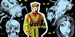 Karakter Fu Manchu dalam Komik Marvel (screenrant.com)