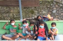 KKN-T UPI 2021: Berpartisipasi dalam Gerakan Pembudayaan Gerakan Literasi di Desa Terpencil