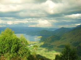 PanoramaDanau Toba dar berbagai perspektif | sumber gambar dokpri