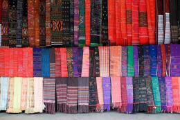 Heritage of Toba, Ulos (dok.Indonesia.travel)
