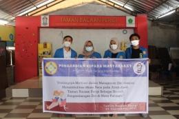 Foto Bersama Kelompok PKM Mahasiswa/i