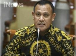 Ketua KPK Firli Bahuri (officialnewstv)