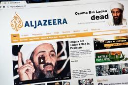 Home Page Al Jazeera. Sumber:www.istockphoto.com