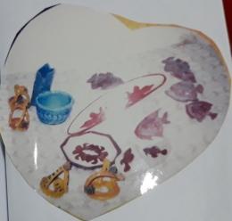 Beberapa keramik yang kutinggal di England( dok pri )
