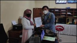 Pengenalan dalam Literasi Sains dengan Karya Tulis Ilmiah di SMAN 24 Bandung