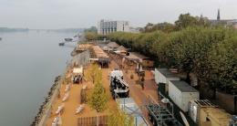 Sekilas model penataan area pesisir sungai Rhein | Dokumen pribadi oleh Ino
