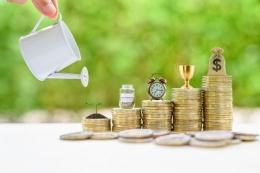 Investasi   Sumber: Shutterstock via money.kompas.com