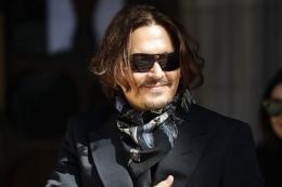 Johnny Depp (Sumber: Via Kompas.com)
