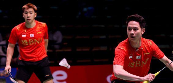 (Marcus/Kevin Penentu kemenangan atas Rusia Dok: badmintonindonesia.org)