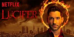 Poster Lucifer season 5 di netflix   Sumber: Berita DIY