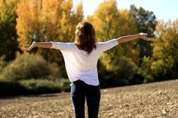 Ilustrasi perasaan mengubah gaya hidup menjadi lebih sehat agar terbebas dari kista payudara. Sumber: Pixabay via grid.id