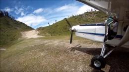 Lapangan Terbang Folmimpi Yahukimo   Source : Youtube, Jay Pemberton