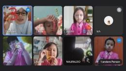 KKN Tematik UPI 2021: Literasi Numerasi Mengenal Angka dengan Fun Learning