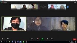 Virtual Training with Krya (dokpri)