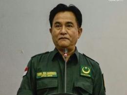 Ketua Umum Partai Bulan Bintang Yusril Ihza Mahendra (Instagram.com/tempodotco)