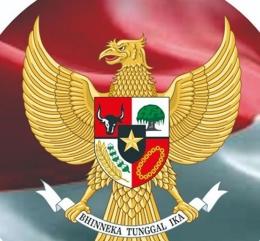 Lambang Garuda | Sumber : portaljember.pikiran-rakyat.com