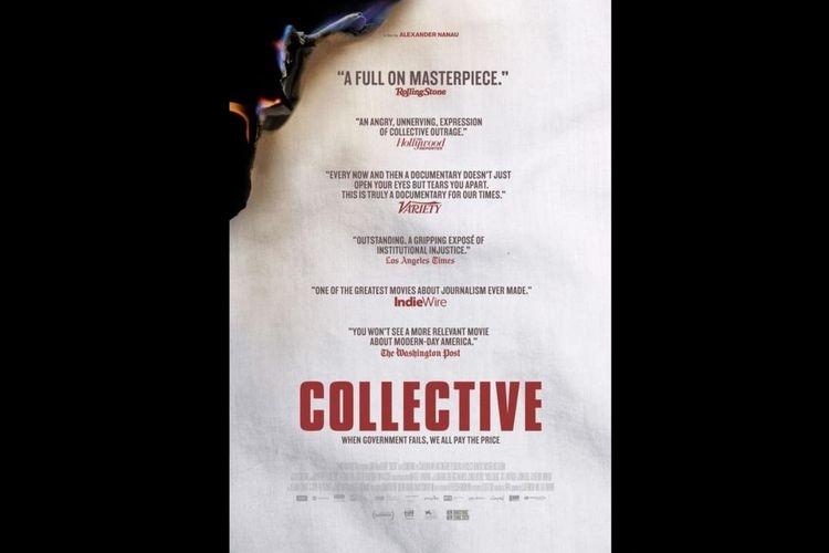 Film dokumenter The Collective.  Sumber: Samsa Film Luxembourg via Kompas.com