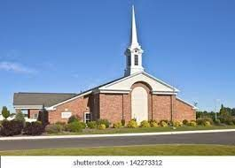 Gedung gereja   Sumber : shutterstock.com