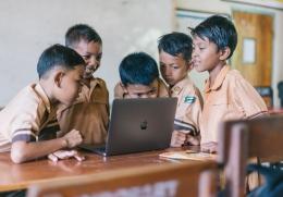 ilustrasi siswa di sekolah | Sumber: Pexels/ Agung Pandit Wiguna