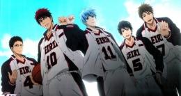 (Source : hobbyconsolas.com Kuroko No Basket)