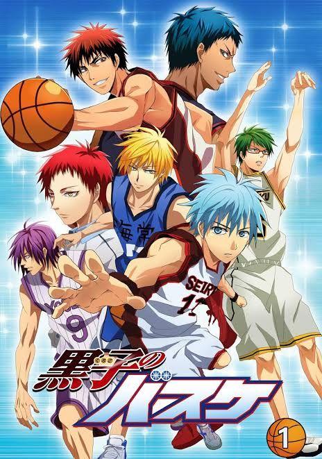 (Source : IMDB Kuroko No Basket)