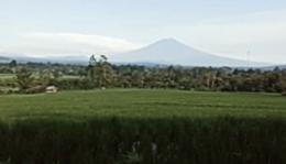 panorama alam besemah dokpri