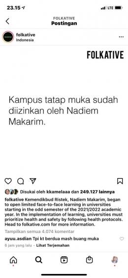 sumber: Instagram/folkative