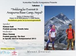 Ke Nepal, yukkkk (dok.Koteka)
