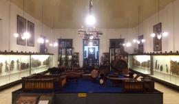 Ruang pamer Radya Pustaka (dok.pribadi).