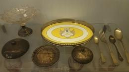 Koleksi alat makan (dok.pribadi).
