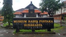 Museum Radya Pustaka (dok.pribadi).