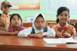Ilustrasi anak belajar tentang hidup beragama.| Foto: Kompas.com/Ira Rachmawati