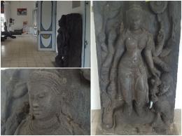 Arca Durga Mahesasuramardhini (dok.pribadi).