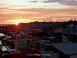 Kota Balikpapan, Kalimantan Timur, tempat penulis berpijak. (dokumen pribadi)