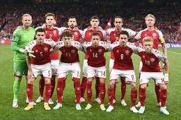 Tim Dinamit Denmark tampil fenomenal di kualifikasi Piala Dunia 2022 (sumber : kompas.com)