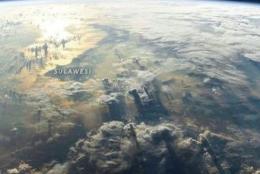 Bumi sepi tanpa dengung lebah.semut, lalat lagi (foto instagram/NASA)