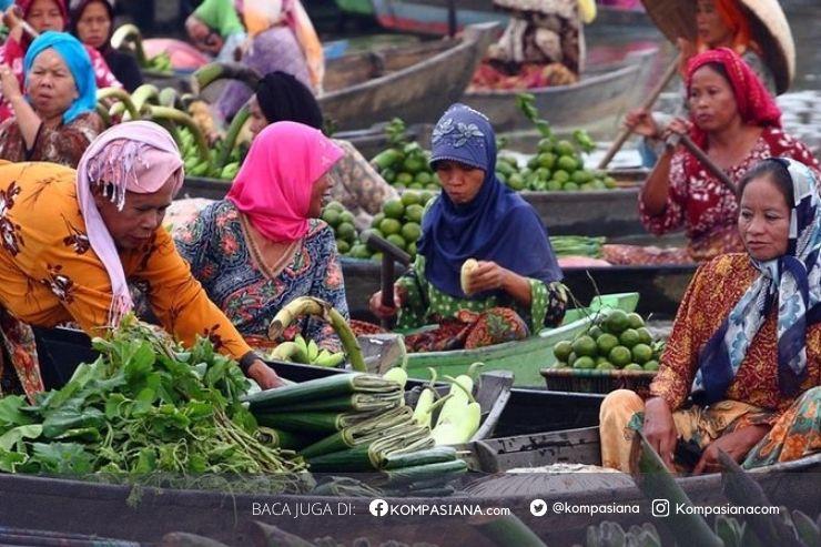 Sosbud. Sumber ilustrasi: KOMPAS.com/Pesona Indonesia