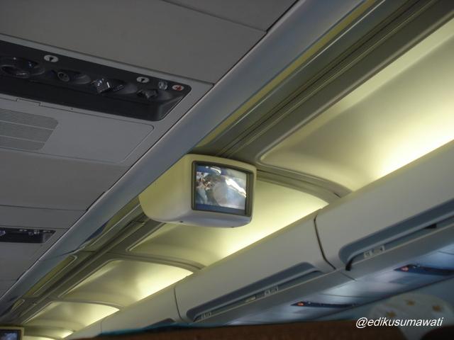 Foto Dalam Pesawat Garuda Dalam Kabin Pesawat Garuda