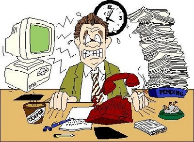 Jalan Pintas Mengatasi Stres